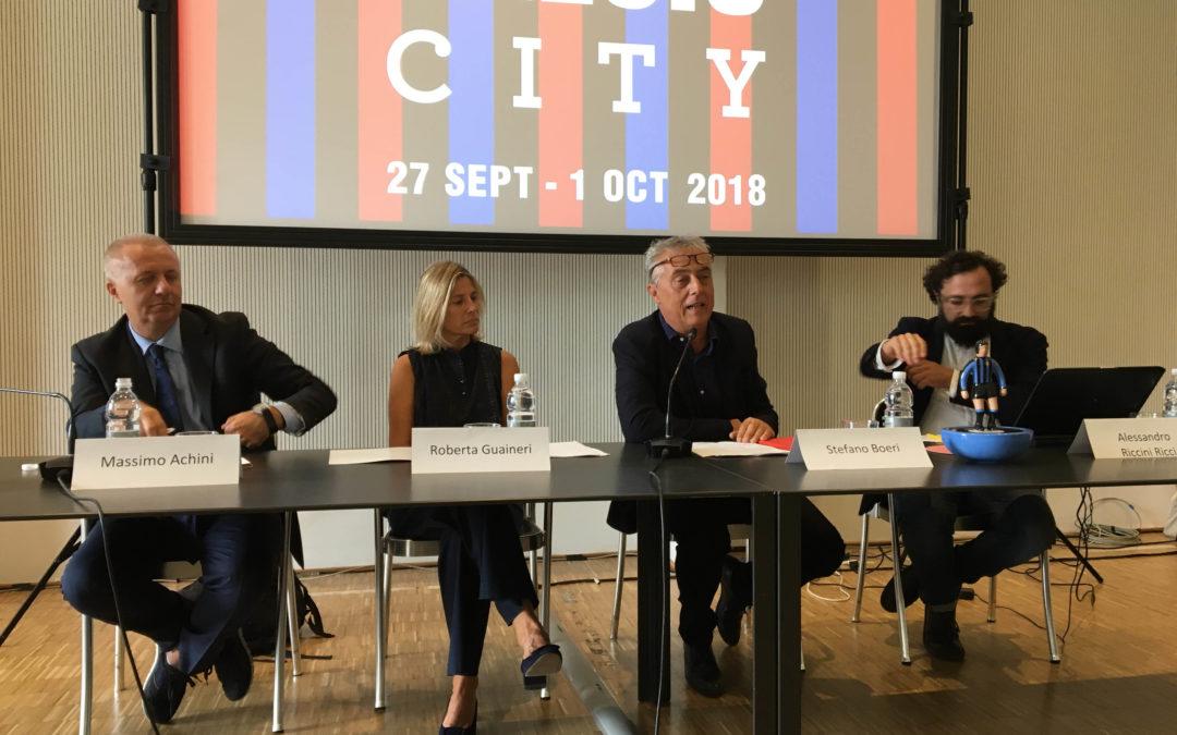 Conferenza Stampa di presentazione di Milano CalcioCity
