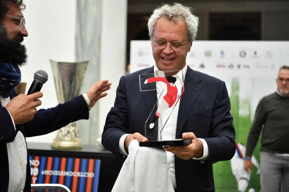 Premio Best a Enrico Mentana