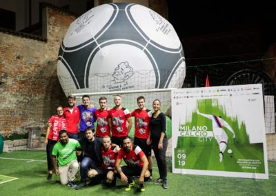 Bresso 4 vince il Torneo MIlano CalcioCity 4