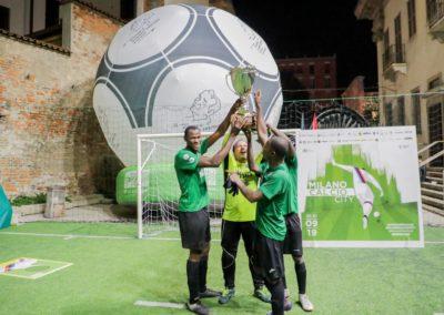 Bresso 4 vince il Torneo MIlano CalcioCity 9