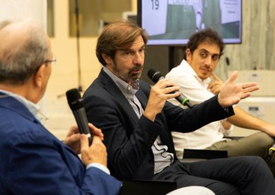 Dna Milan con Filippo Galli 2