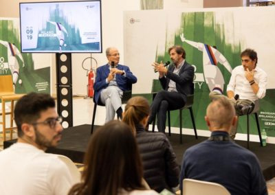 Dna Milan con Filippo Galli 3