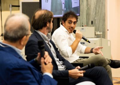 Dna Milan con Filippo Galli