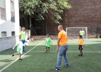 Family Football FIGC al Villaggio Azzurro 10