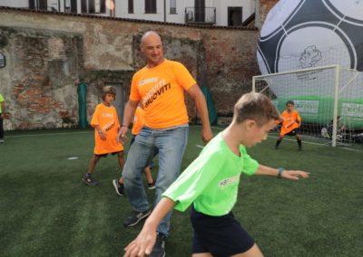 Family Football FIGC al Villaggio Azzurro 11