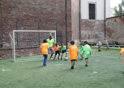 Family Football FIGC al Villaggio Azzurro 14