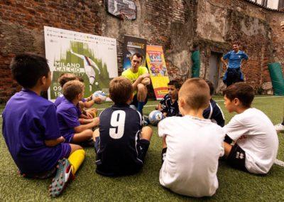 Family Football FIGC al Villaggio Azzurro 2