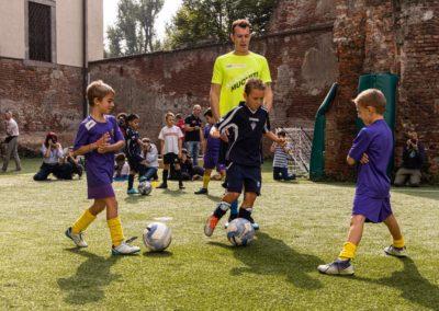 Family Football FIGC al Villaggio Azzurro