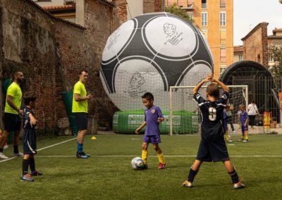 Family Football FIGC al Villaggio Azzurro 9
