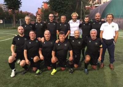 Full Monty Football Club Busseto