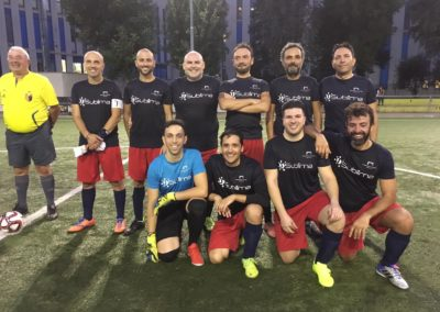 Gruppo Calcio Teatro Lirico di Cagliari