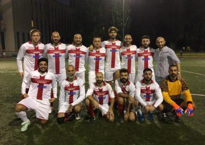 Gruppo Calcio Teatro degli Arcimboldi