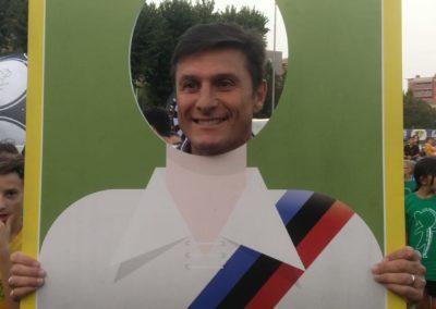 Javier Zanetti entra nella squadra di MiCC