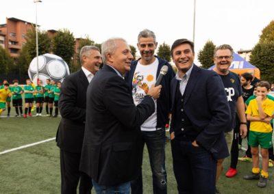 Le stelle di Inter e Milan di incontrano in oratorio 15