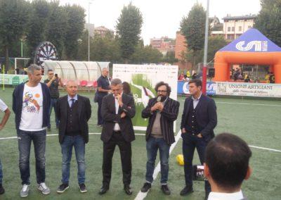 Le stelle di Inter e Milan si incontrano in oratorio 2