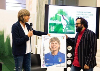 Passione Azzurra con Milena Bertolini e Paolo Nicolato 10