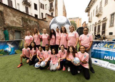 Play Days femminili FIGC 17