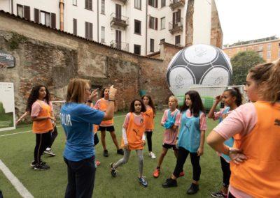 Play Days femminili FIGC 18