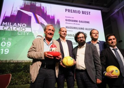 Premio Best, Galeone e Allegri con Condò 11